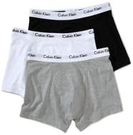 Calvin Klein Underwear Men's Pack of 3 Trunk Shorts **4.4**STARS. FREE DEL
