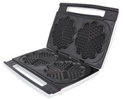 Non-Stick Double Waffer Maker at Clas Ohlson