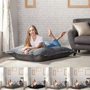 Hippo 'The Whale' Extra Large Jumbo Cord Indoor Bean Bag