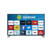 """65"""" 4K Ultra HD LED Smart TV with Android and Freeview HD"""