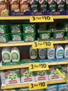 3 for £10 Washing/Detergent/Laundry Specials!!
