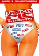 American Pie Movie Box Set - All 8 Films in HD - £9.99 at Sky Store