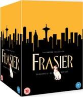 Frasier - Series 1-11 - Complete DVD Box Set Less than Half Price