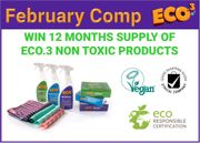 Competition Cleaning Products