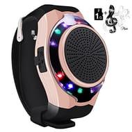 Svpro Wireless Bluetooth Speaker Watch,Intelligent Bracelet with Music Player