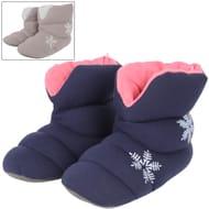 XS Stock - Weekly Deal - Ladies Snowflake Slippers