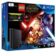 PS4 1TB Slim + LEGO Star Wars: The Force Awakens + the Force Awakens Blu-Ray