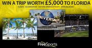 Win a Trip worth 5 000 to Florida