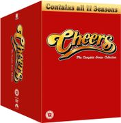 Cheers - the Complete Series DVD Less than Half Price