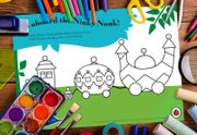 Free in the Night Garden Activity Sheets