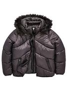 V by Very Girls Padded Coat at Very