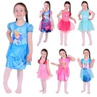 Girls Ballerina Princess Dress up Disney Frozen Peppa Pig