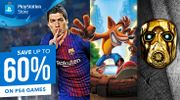 Save up to 60% on a Huge Number of Great PS4 Games