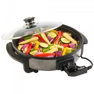 VonShef 30cm round Multi Cooker