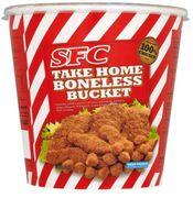 KFC out of Chicken? Get Your Boneless Bucket from Your Local Londis