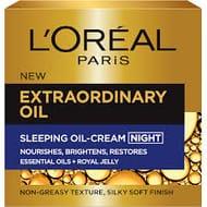 L'Oréal Paris Extraordinary Oil Sleeping Oil-Cream Night