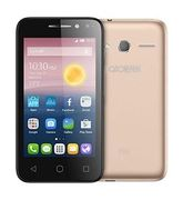 "New Unlocked Brand New Alcatel Pixi 4 4"" Smartphone Sim Free Rose Gold"