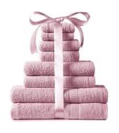 Kingsley 8 Piece Towel Bale Various Colours