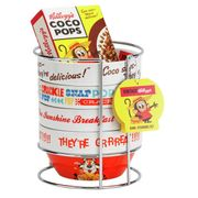 Kellogg's Stacking Bowls with Coco Pops