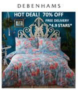 Jungle Bedding Set - 70% off & FREE DELIVERY (Single, Double, King) 4.9 STARS