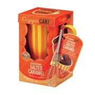 CuppaCake - Salted Caramel