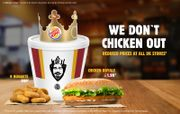 6 Nuggets at £0.99 & Chicken Royale @ £1.99