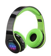 Wireless LED Stereo Bluetooth Headphones