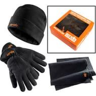 Scruffs Winter Accessories Box; Polar Fleece Hat, Scarf & Gloves