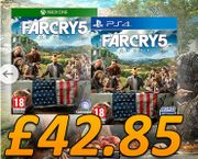Far Cry 5 - Release Date: Tuesday 27th March 2018