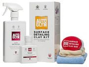 Autoglym Clay Surface Detailing Clay Kit Paintwork Cleaner at Halfords/ebay