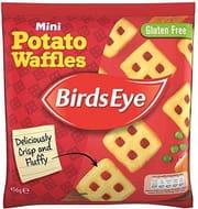 Rollback on Birds Eye Mini Potato Waffles at Argos