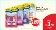 Ami Pur Twin Pack