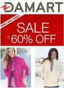 Damart Sale is on Now! up to 60% off Warm Styles