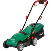 Qualcast 1200W Electric Rotary Lawn Mower at Hombase