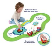 In the Night Garden Musical Ninky Nonk Train and Track Set at Argos