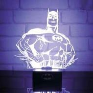 Batman Lamp Mood 3D Light at eBay