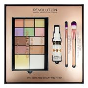 Makeup Revolution Amplified Sculpt and Fix - save 67%