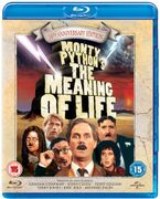 Monty Python's the Meaning of Life (30th Anniversary Edition) [Blu-Ray]
