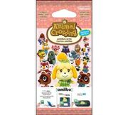 £1.29 Animal Crossing New Leaf Amiibo Card Pack from Argos