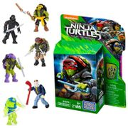 Ninja Turtles Mega Bloks Micro Action Figure