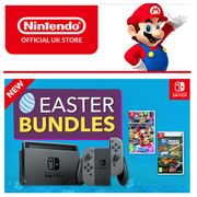 Nintendo Switch Easter Bundles at the Nintendo Store