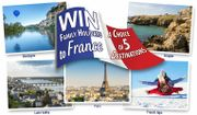 Discover the Best of FRANCE with a Choice of 5 Family Holidays