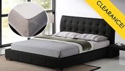 Memory Foam and Bonnell Spring Mattress - Only £35!