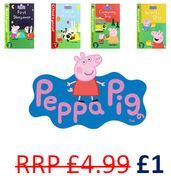 PEPPA PIG Read It Yourself Ladybird Books NOW £1 EACH (RRP £4.99)