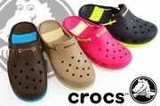 Crocs - 30% off SITEWIDE and up to 70% off in the SALE SECTION