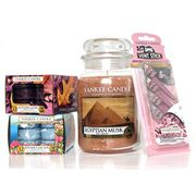 Yankee Candle 29 Piece Egyptian Musk Large Gift Set Inc Tea Lights & Vent Sticks