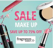 Make up SALE at Fragrance Direct - up to 75% Off!
