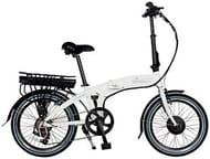 Viking Diamo 21 Inch Wheel 16 Inch Frame Electric Bike 25kg - Argos/eBay