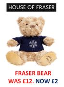 Baby Born in 2017? - Get a 2017 Bear for £2 from House of Fraser (Was £12)
