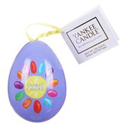 Yankee Candle Easter Egg Gift Set - 3 Wax Melts in Metal Shaped Egg